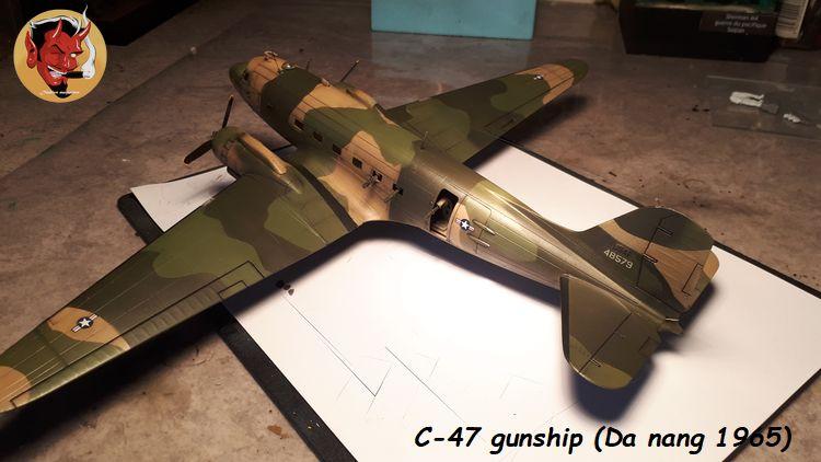 "C-47 Gunship Italeri ""Spooky"" - Page 2 20190626165839"