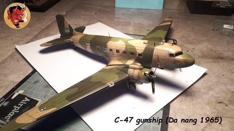 "C-47 Gunship Italeri ""Spooky"" - Page 2 20190626165958"