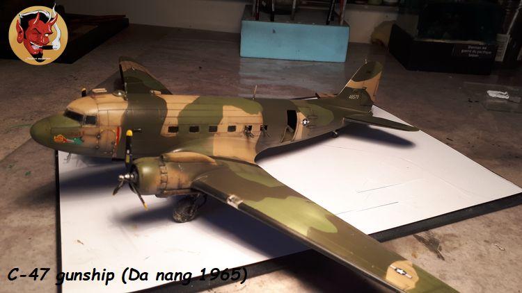 "C-47 Gunship Italeri ""Spooky"" - Page 2 20190626170036"