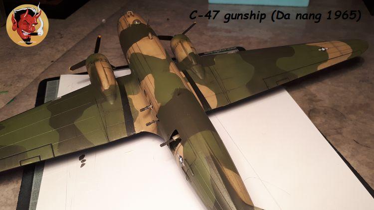 "C-47 Gunship Italeri ""Spooky"" - Page 2 20190626170126"