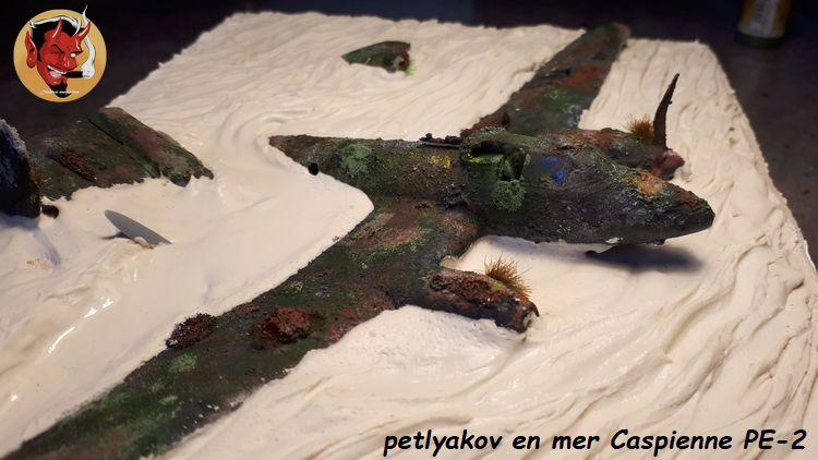 épave de petlyakov retrouvé sous l'eau(Hobby boss) 20190717185556
