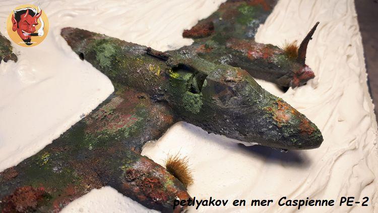 épave de petlyakov retrouvé sous l'eau(Hobby boss) 20190717185622