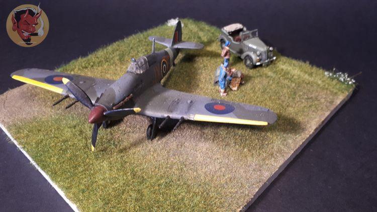 [mister Craft]Hawker Hurricane MK.IIC Czech LT Karel Kuttelwasher - Page 2 20191018120253