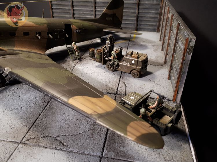"C-47 Gunship Italeri ""Spooky"" - Page 5 20191127143540"