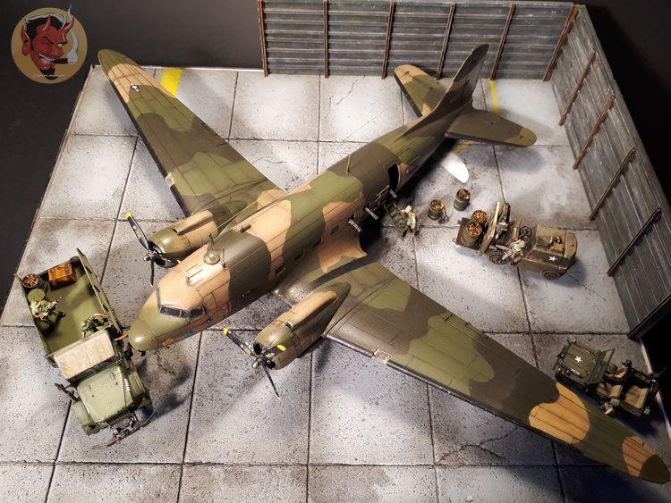 "C-47 Gunship Italeri ""Spooky"" - Page 5 20191127143614"