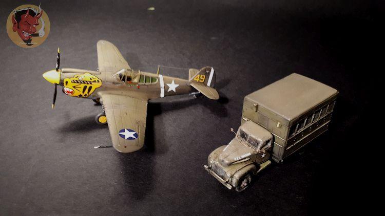 [Terminé] P-40 E Warhawk [Aleoutiennes]42/43 20200110183934
