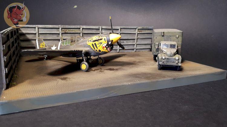 [Terminé] P-40 E Warhawk [Aleoutiennes]42/43 20200212113716