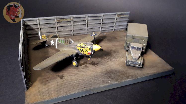 [Terminé] P-40 E Warhawk [Aleoutiennes]42/43 20200212113726