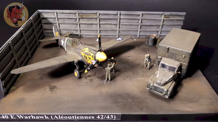 [Terminé] P-40 E Warhawk [Aleoutiennes]42/43 20200215143445