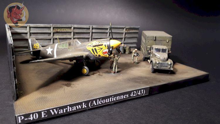 [Terminé] P-40 E Warhawk [Aleoutiennes]42/43 20200215143620