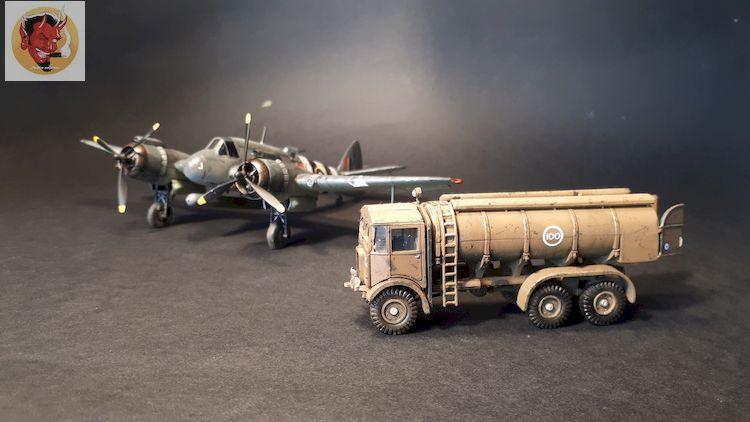 Bristol Beaufighter tf.x Airfix 1/72,et Matador  20200317104538