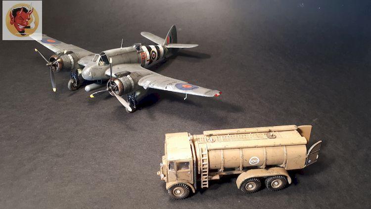 Bristol Beaufighter tf.x Airfix 1/72,et Matador  20200317104555