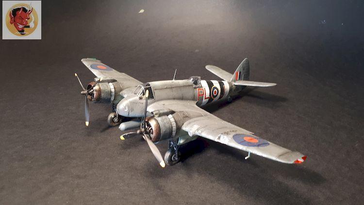 Bristol Beaufighter tf.x Airfix 1/72,et Matador  20200317104612