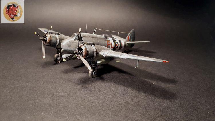 Bristol Beaufighter tf.x Airfix 1/72,et Matador  20200322110639