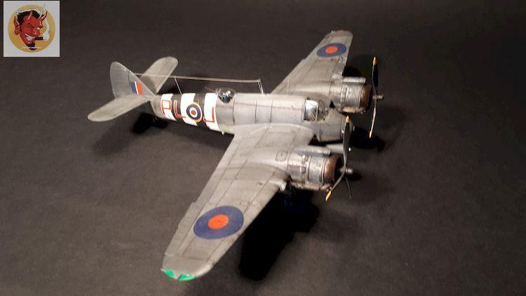 Bristol Beaufighter tf.x Airfix 1/72,et Matador  20200322110933