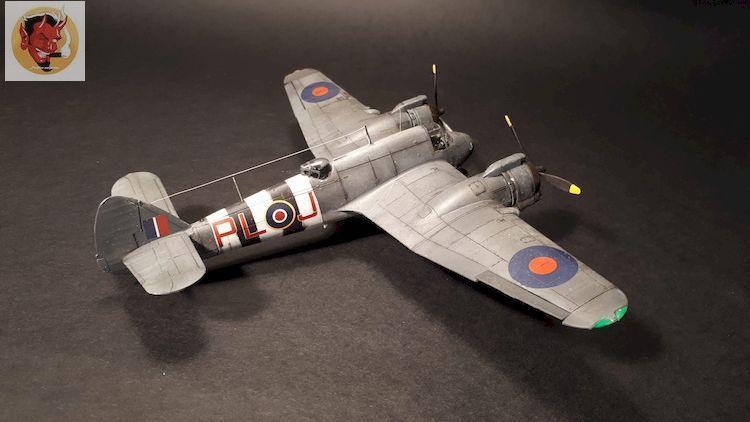 Bristol Beaufighter tf.x Airfix 1/72,et Matador  20200322111004