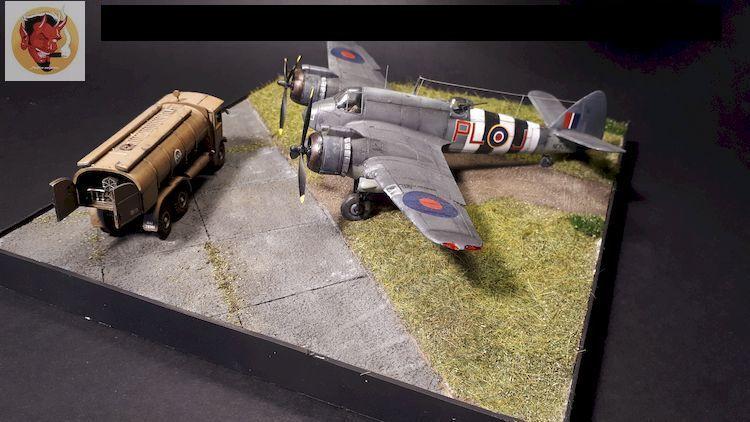 Bristol Beaufighter tf.x Airfix 1/72,et Matador  20200327182315