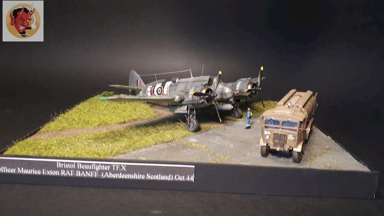 Bristol Beaufighter tf.x Airfix 1/72,et Matador  20200403124042