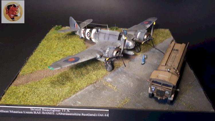 Bristol Beaufighter tf.x Airfix 1/72,et Matador  20200403124049
