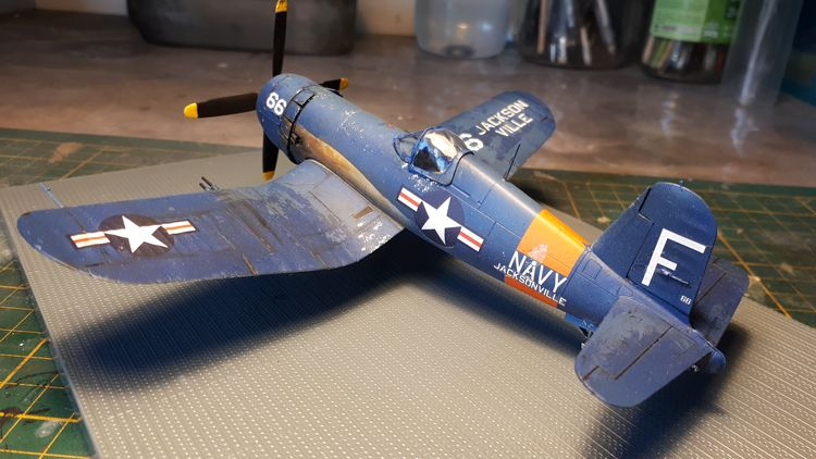 F4U-4B corsair Revell 20200525181329