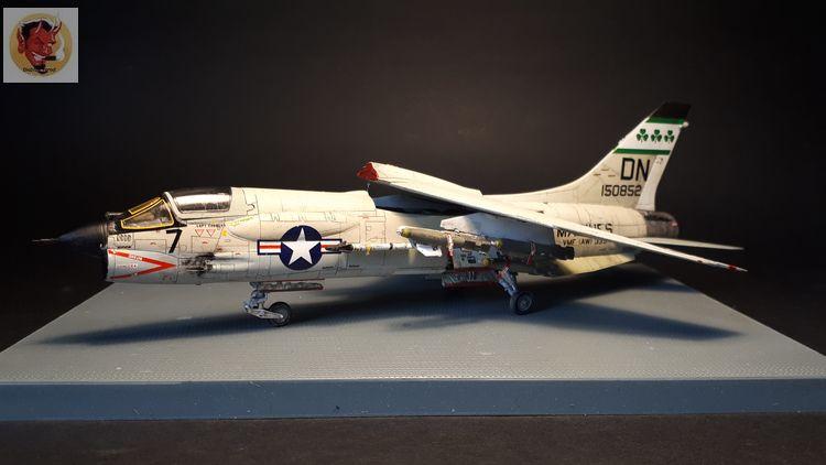 F-8E Crusader Academy 1/72 20200608102329