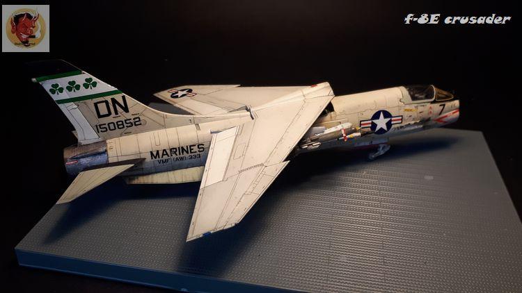 F-8E Crusader Academy 1/72 20200608102358