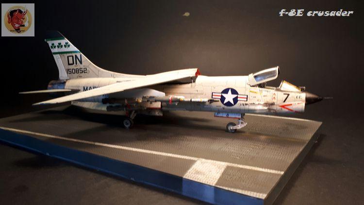 F-8E Crusader Academy 1/72 20200609174012