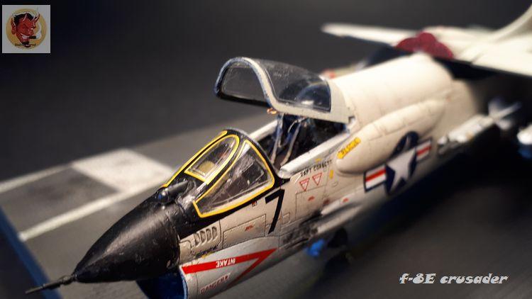 F-8E Crusader Academy 1/72 20200609174043