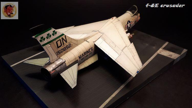 F-8E Crusader Academy 1/72 20200609174150