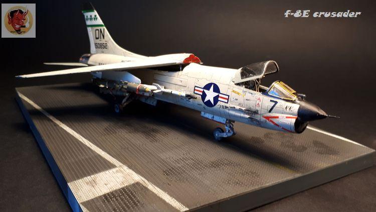 F-8E Crusader Academy 1/72 20200609174205
