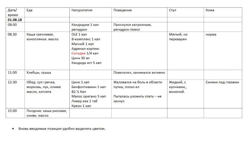 ИФОРМАЦИЯ ДЛЯ НАЧИНАЮЩИХ Primer-dnevnika-2