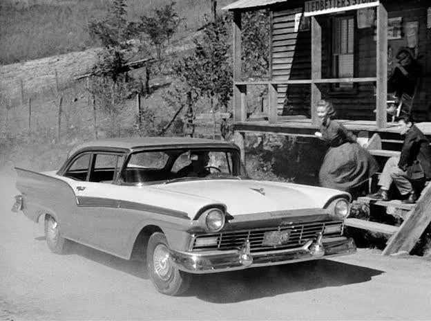 Thunder Road 1958 I117651