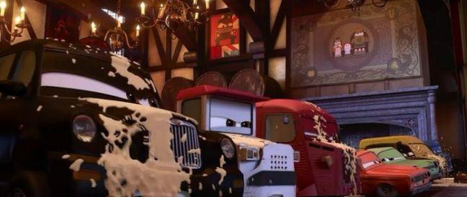 La voiture du film Cars 2 que vous aimeriez voir en miniature Mattel ! - Page 11 I443119
