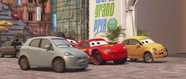 La voiture du film Cars 2 que vous aimeriez voir en miniature Mattel ! - Page 6 I443159