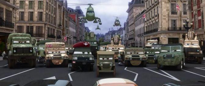 La voiture du film Cars 2 que vous aimeriez voir en miniature Mattel ! - Page 6 I443306