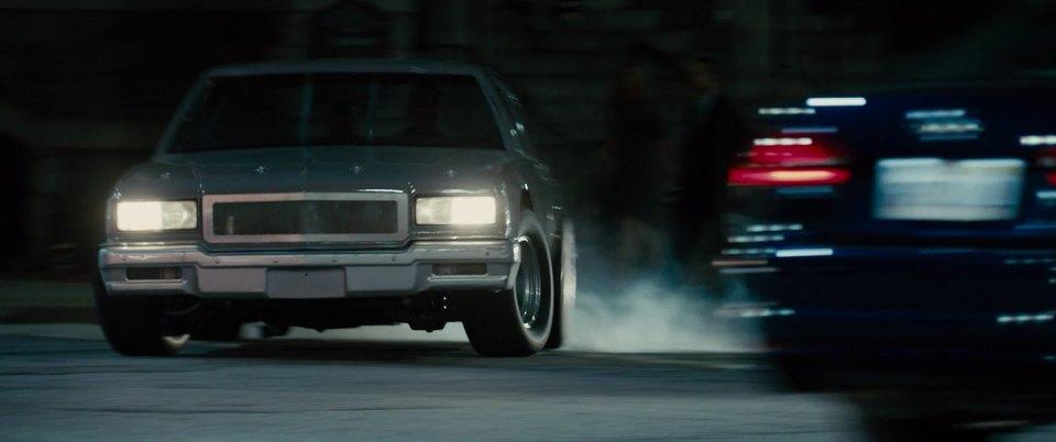 Furious 7 had an awesome Box Caprice I799041