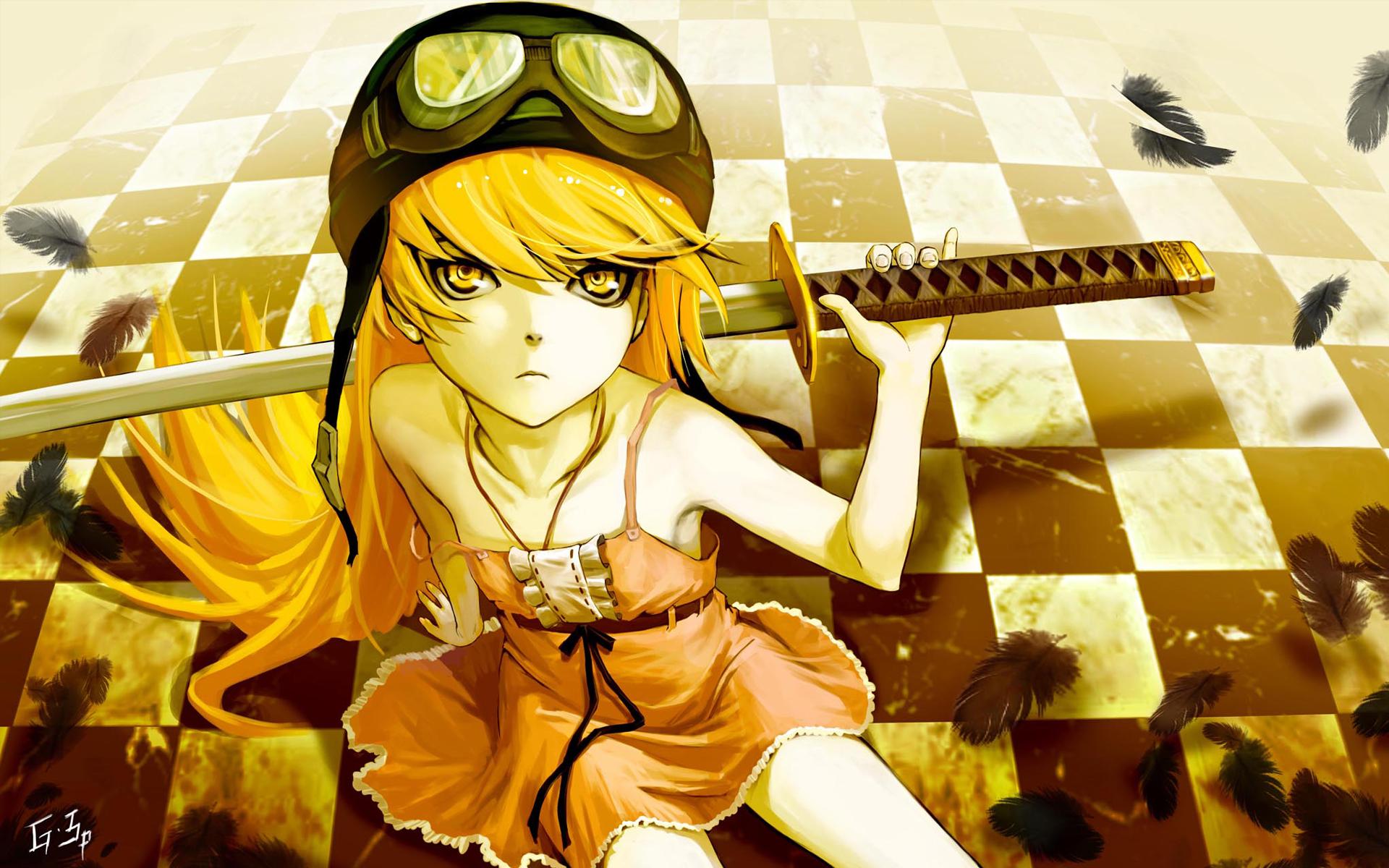 100 Wallpapers de anime HD 5299_1_other_anime_hd_wallpapers_anime_girls_sword