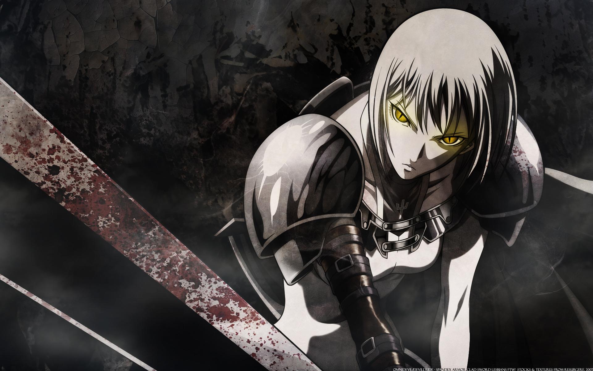 100 Wallpapers de anime HD 11009_claymore