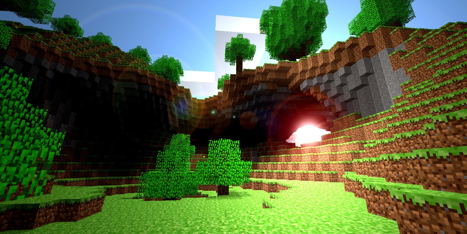 Cuanto se puede hacer en un mundo pixelado? 14841_minecraft