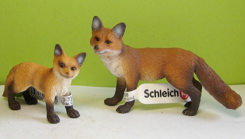 Susanne's Schleich additions! - Page 3 Mayfoxes