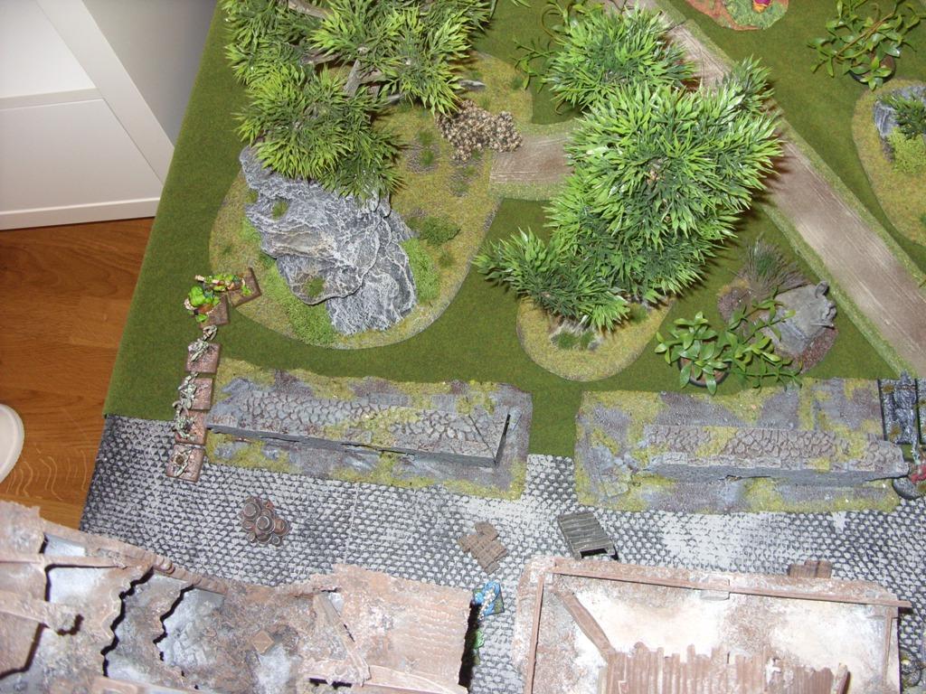 Three way Mordheim battle: A stroll in the park SDC18335