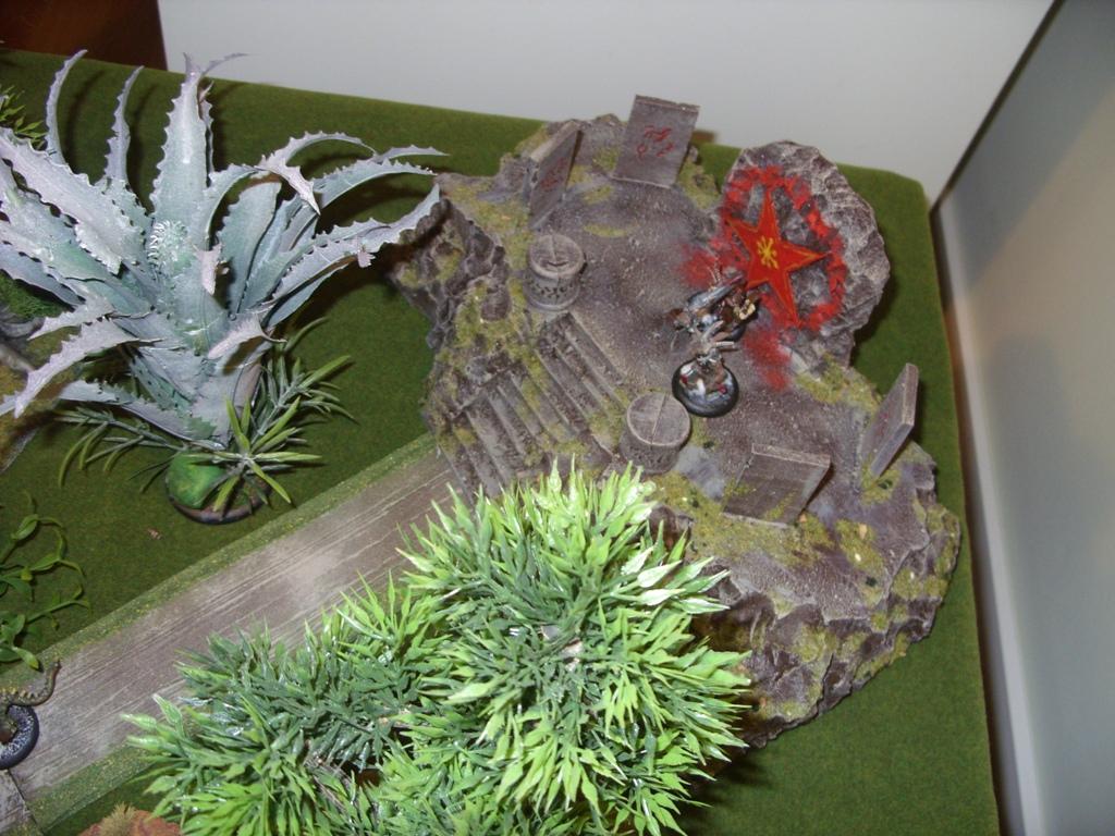 Three way Mordheim battle: A stroll in the park SDC18342