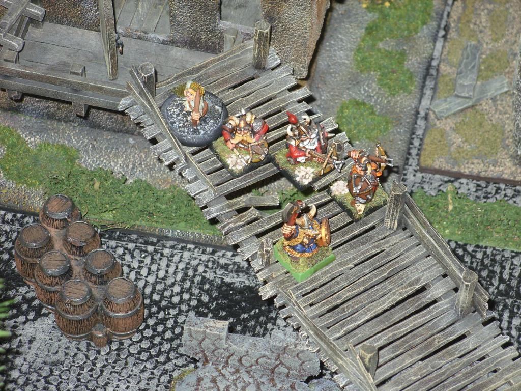 Three way Mordheim battle: A stroll in the park SDC18344