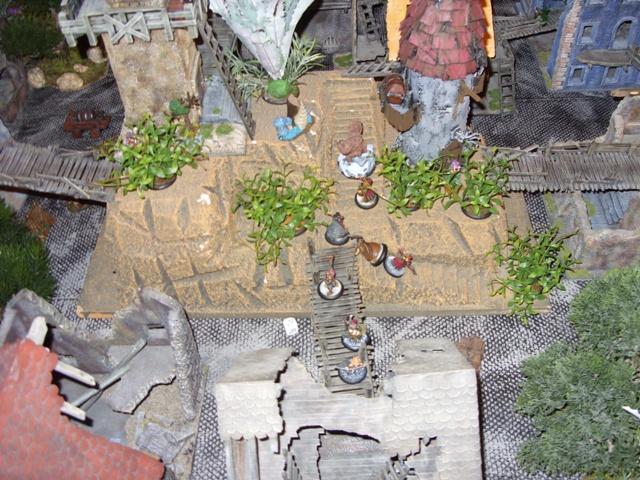 SerialMoMs Mordheim Scenery SDC15567