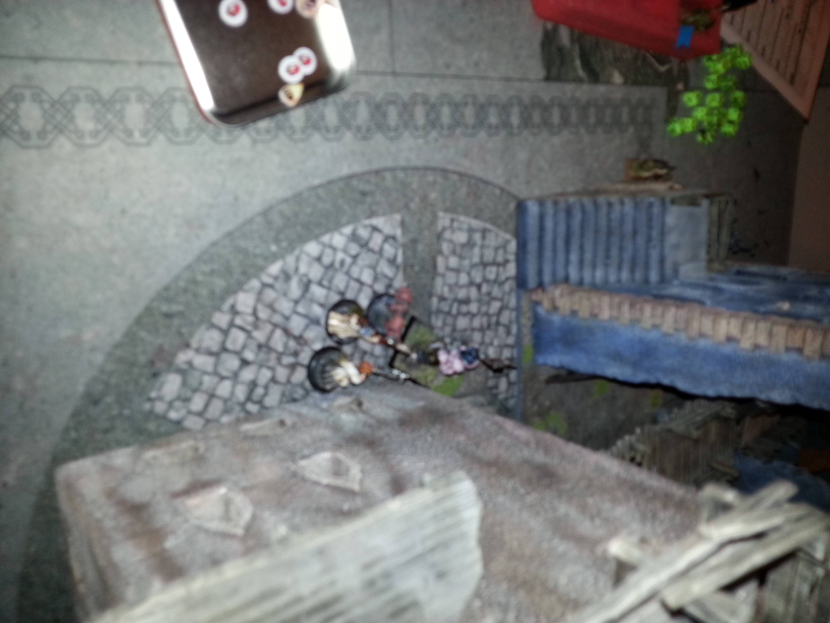 Mordheim during end times campaign Image112