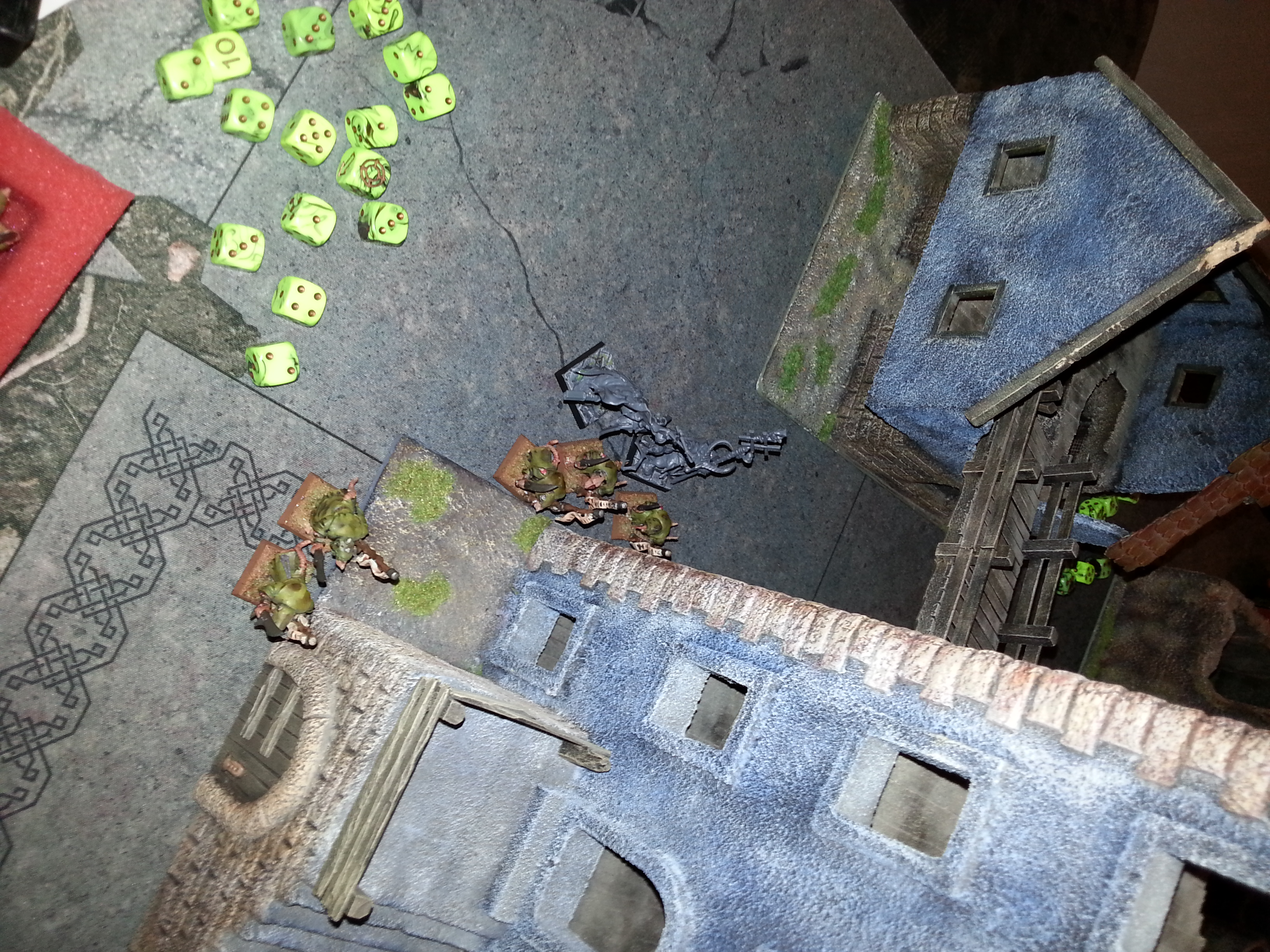 Mordheim during end times campaign Image113