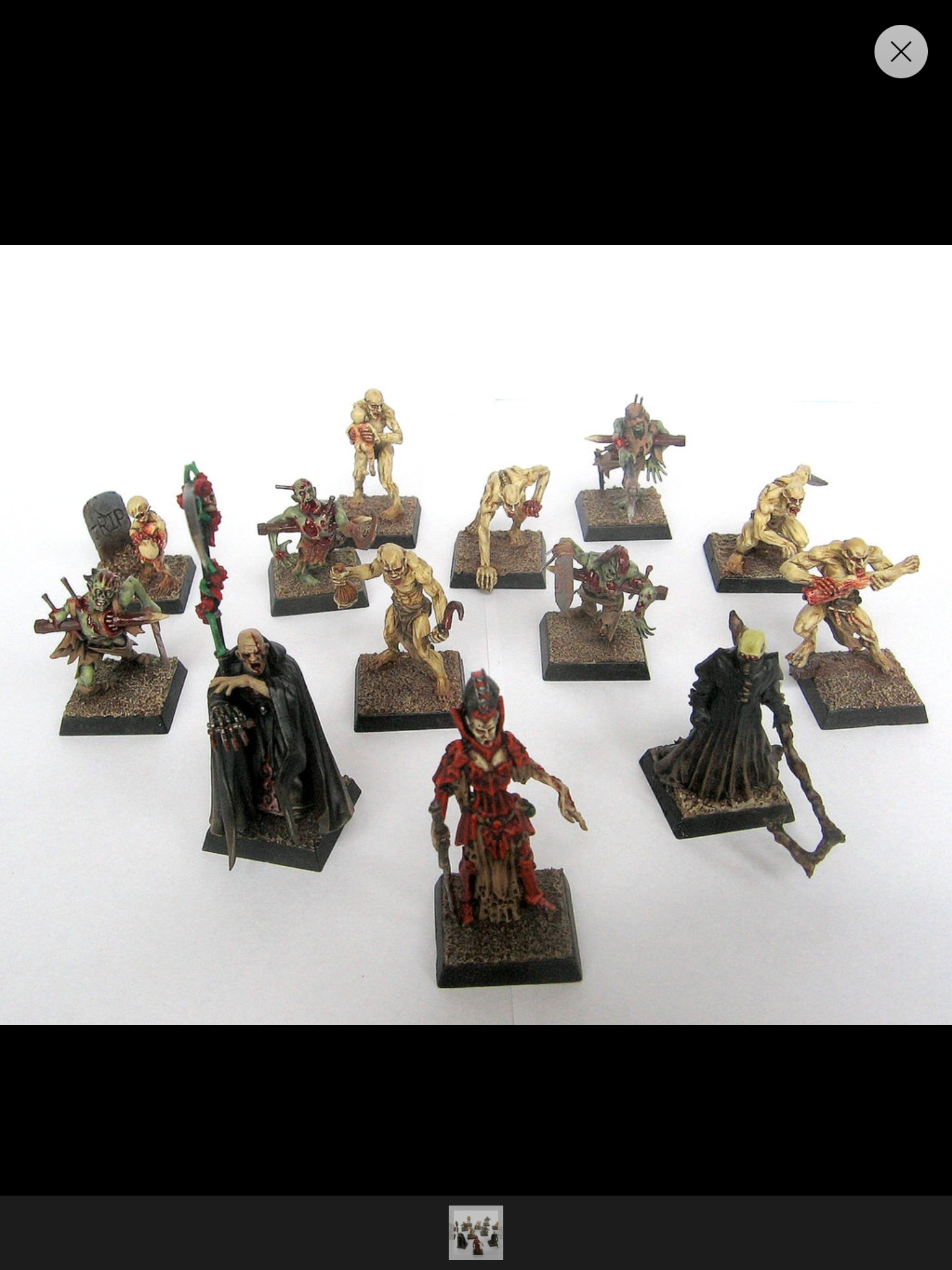 SerialMoMs warbands collection Image119