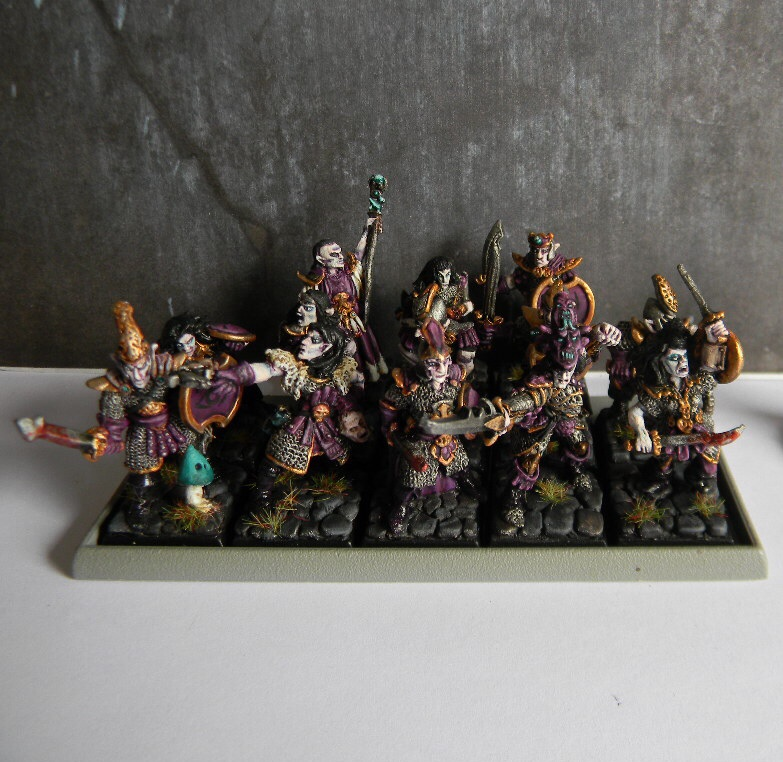 SerialMoMs warbands collection Image131