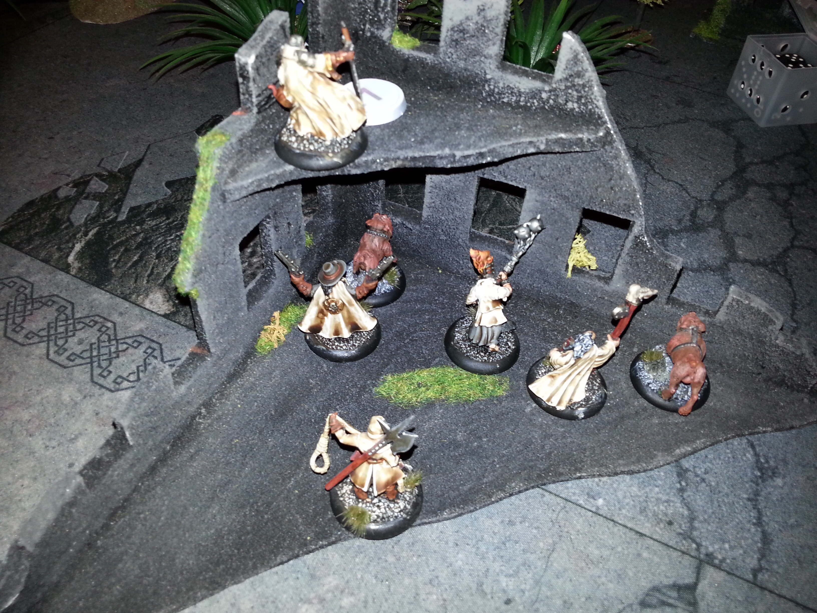 Mordheim during end times campaign Image138