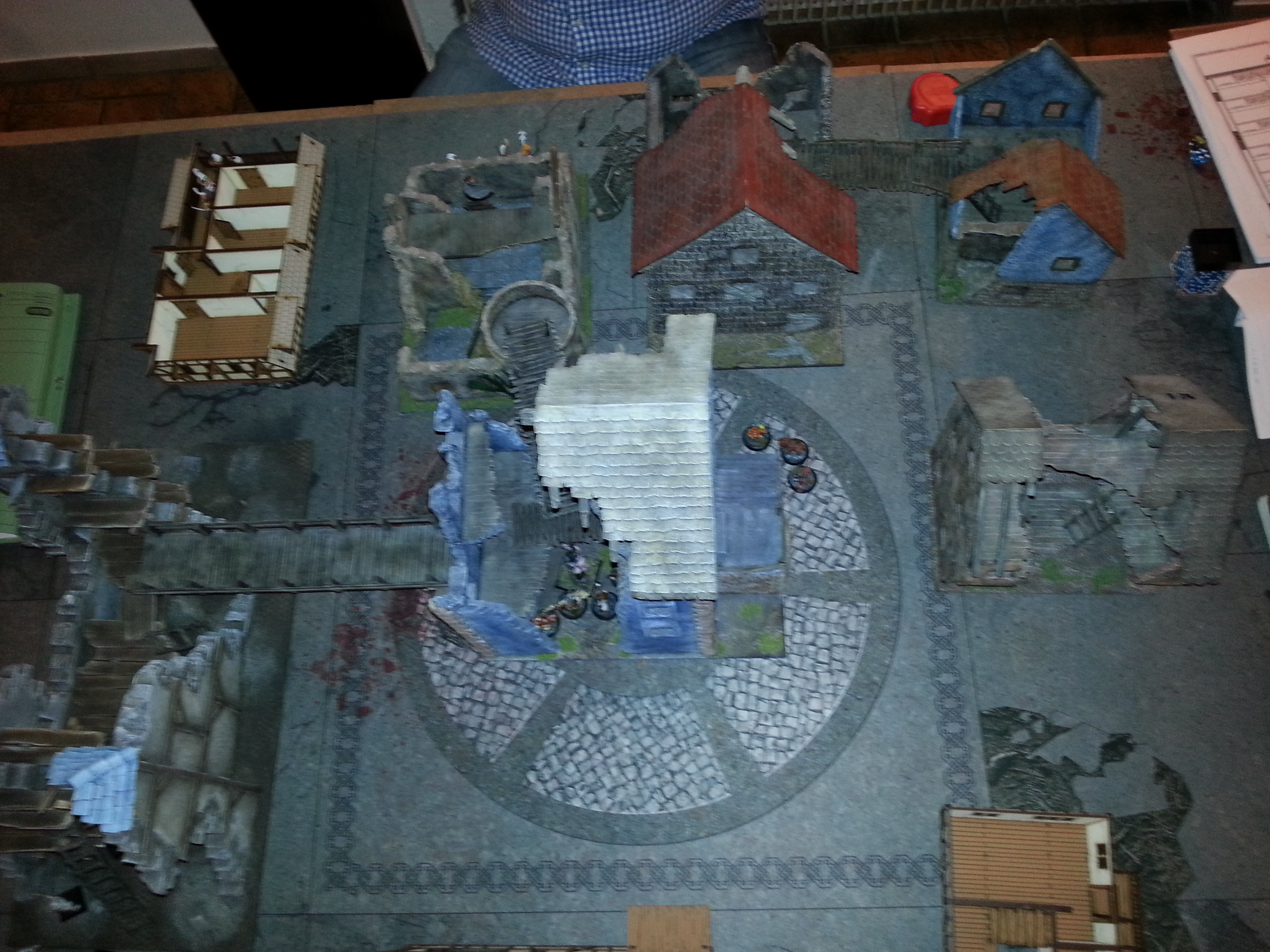 Mordheim during end times campaign Image14